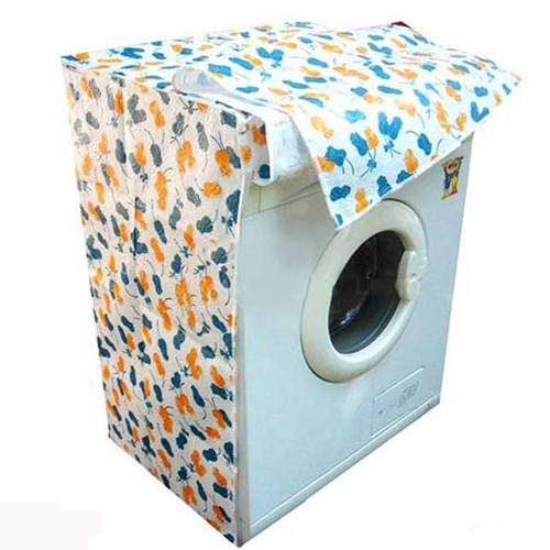 Áo Trùm Máy Giặt Cửa Trước 58X62X85Cm