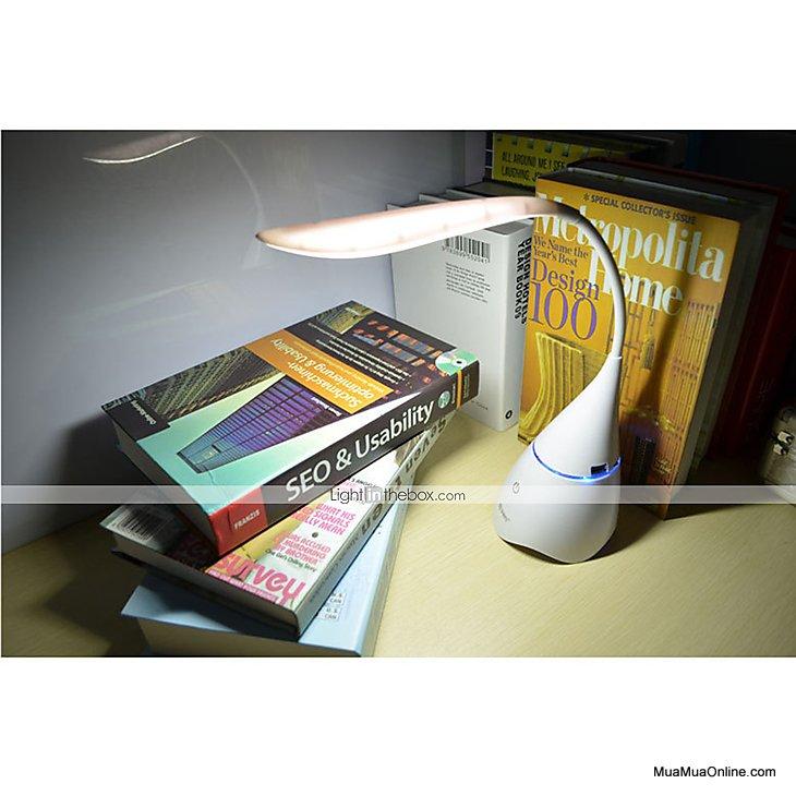 Loa Bluetooth Portable Kiêm Đèn Học Để Bàn
