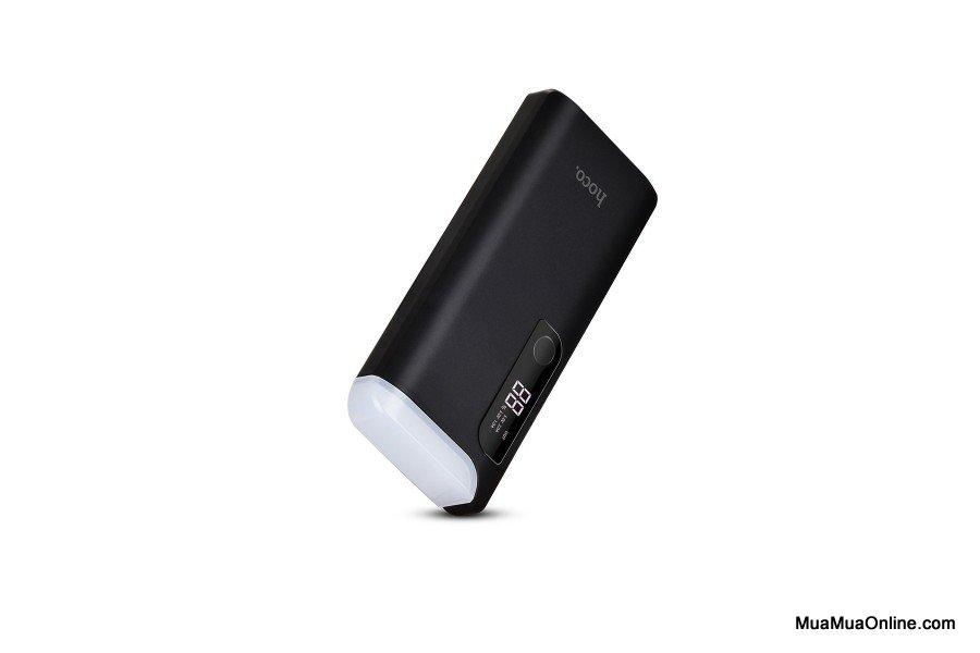 Pin Dự Phòng Hoco B27 15000Mah Có Đèn Học Chính Hãng