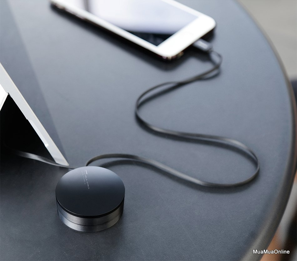 Cáp Sạc Nhanh Dây Rút Baseus New Era Type-C Cho Samsung S8/s9/plus /note 8/9