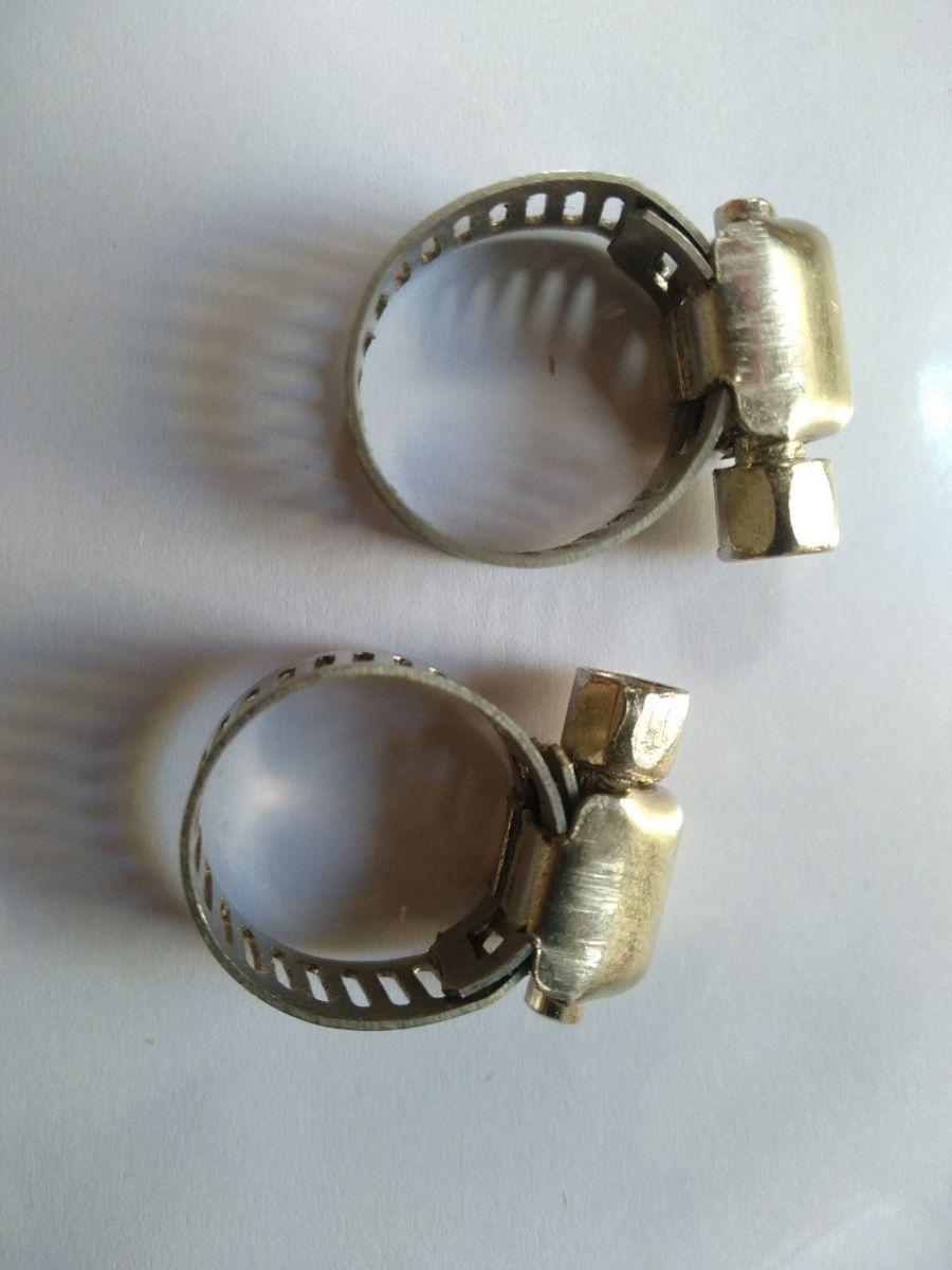 Bộ 2 Đai Xiết Inox, Cổ Dê, Đai Xiết ốc 16-25mm
