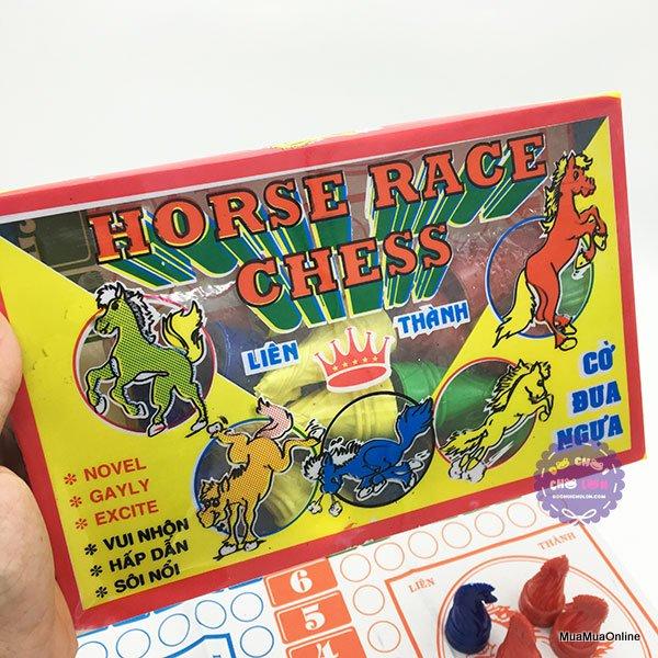 Bộ Trò Chơi Cờ Cá Ngựa