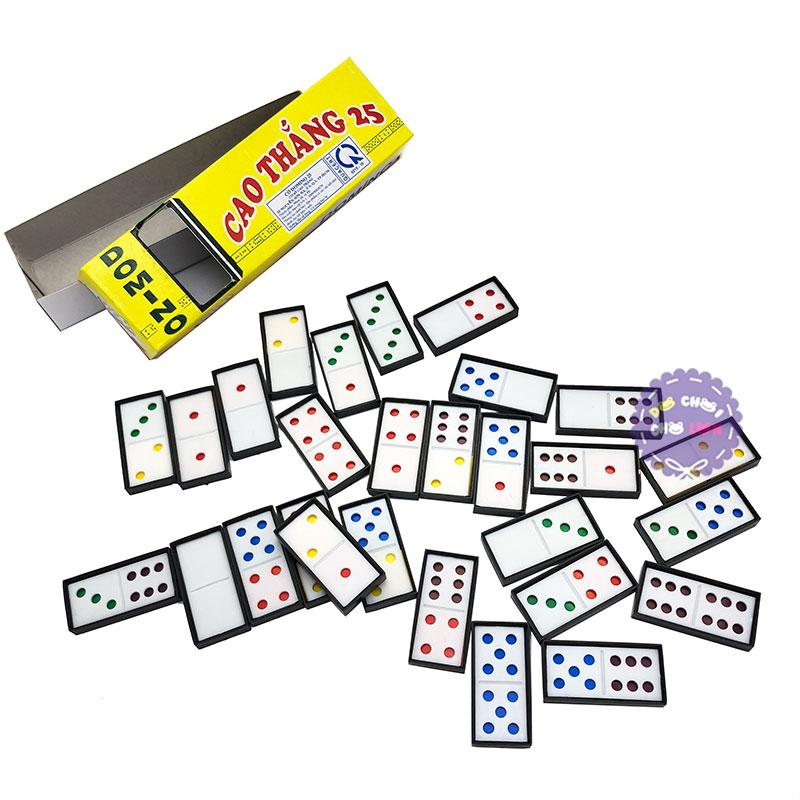Bộ Trò Chơi Cờ Domino Cao Thắng Cao Cấp