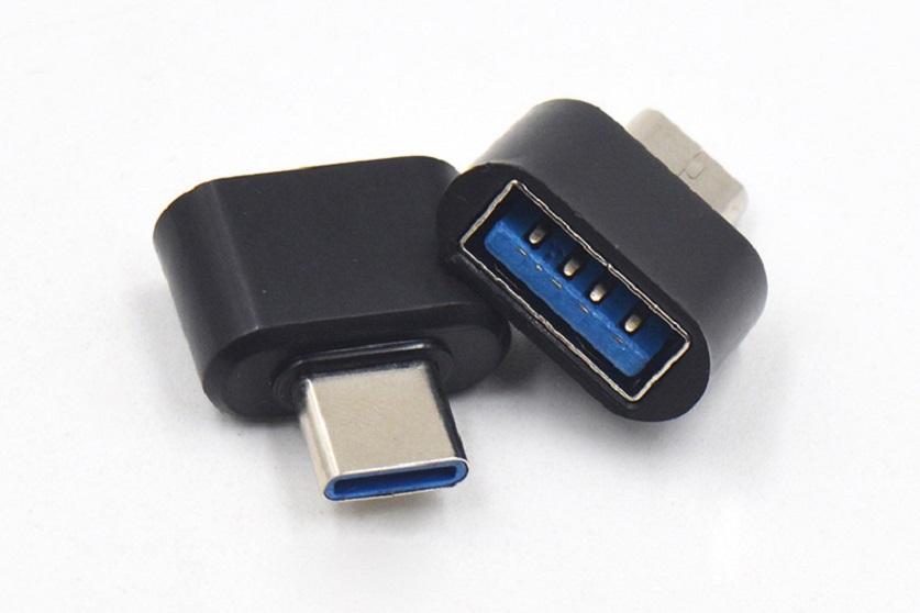 Đầu Kết Nối OTG Chuyển Đổi Từ Cổng Type-C Ra USB