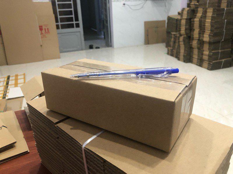Bộ 10 Thùng Carton 15x12x10 Cm