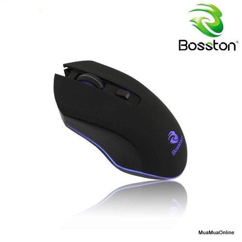 Chuột Chuyên Game BOSSTON GM600 Led