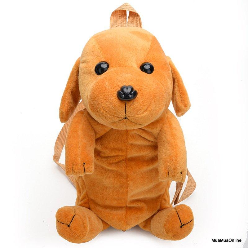 Balo Hình Chú Chó Bông Siêu Dễ Thương