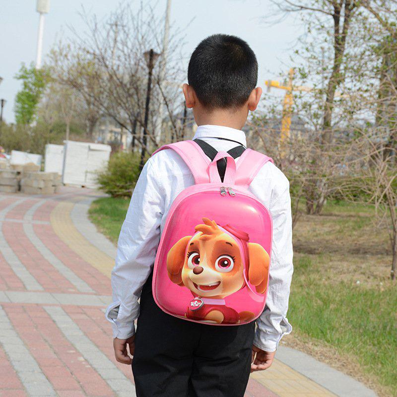 Balo Hình Chú Chó Cho Bé Cao Cấp