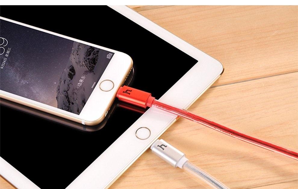 Cáp Sạc Hoco Upl12 2M Cho Iphone