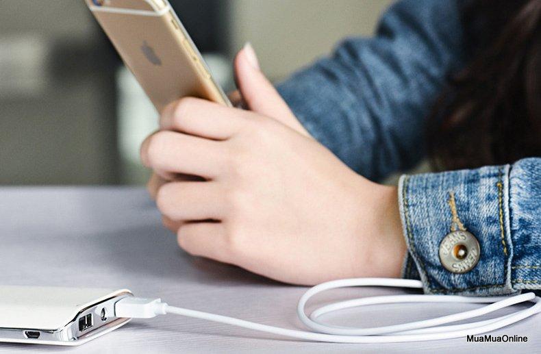 Cáp Sạc Lightning Hoco X1 3M Cho Iphone