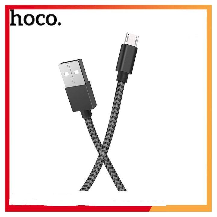 Cáp Sạc Nhanh Hoco X14 Max Cổng Micro Dài 1m