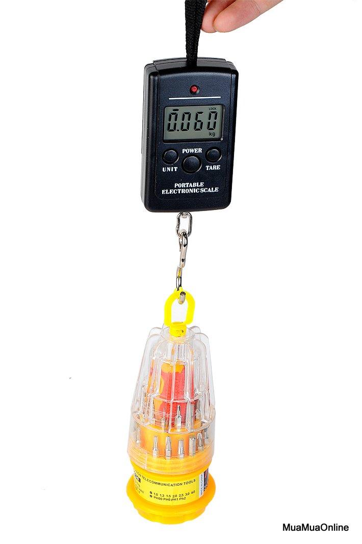Cân Điện Tử Cầm Tay Mini 40Kg Cao Cấp