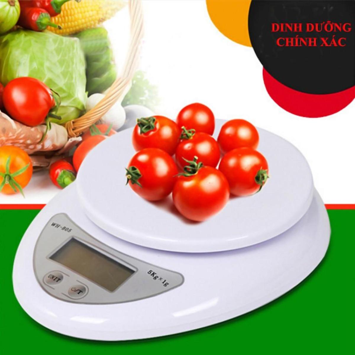 Cân Điện Tử Nhà Bếp Electronic Kitchen B05 5kgx1g