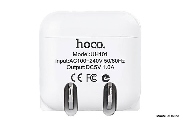 Cóc Sạc Hoco Uh101 1A