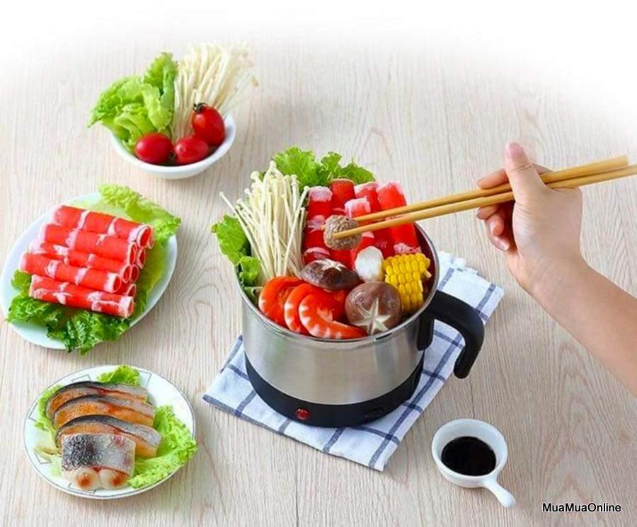 Ca Nấu Mì Đa Năng Hàn Quốc Happy Call Cao Cấp