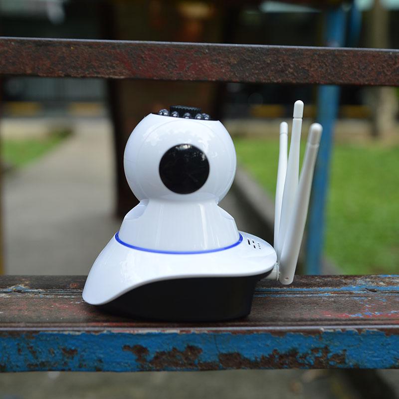 Camera Ip Yoosee 3 Râu 06S Bắt Wifi Siêu Khỏe 1.3MP