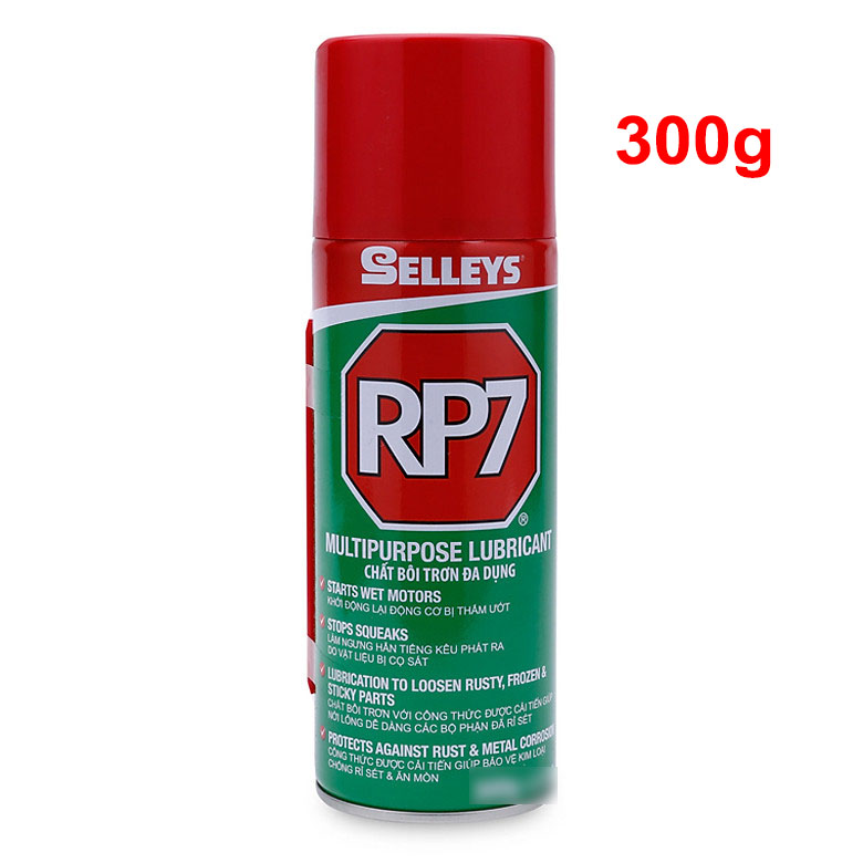 Chai Xịt Chống Rỉ Sét RP7 Chai Lớn 300g