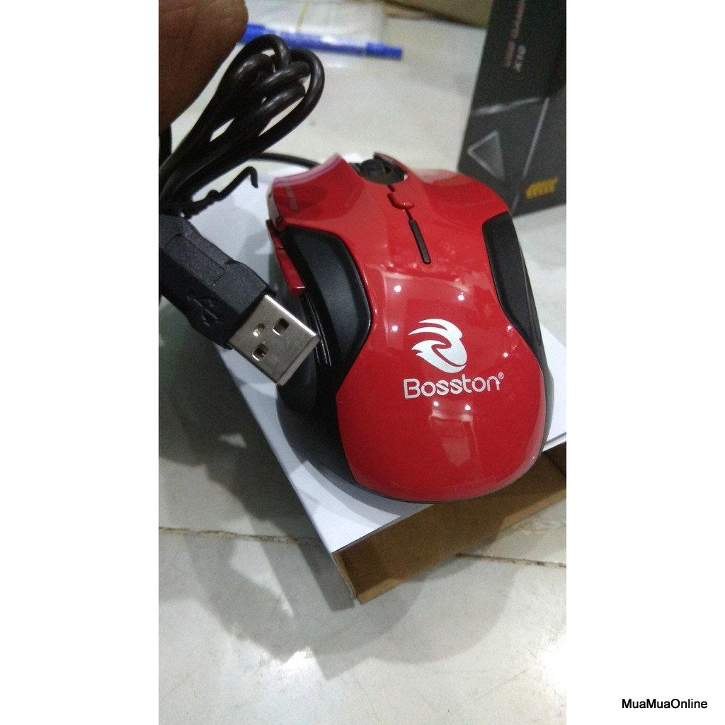 Chuột Chuyên Game Bosston X10 Cao Cấp