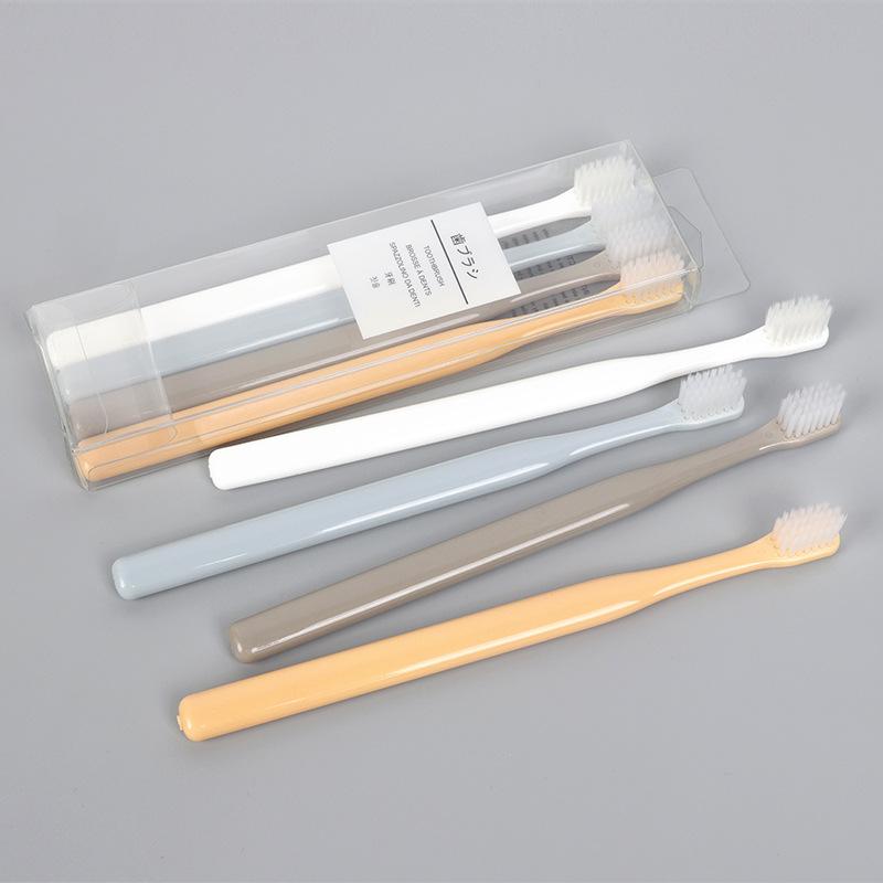 Combo 4 Bàn Chải Đánh Răng Nhật Bản