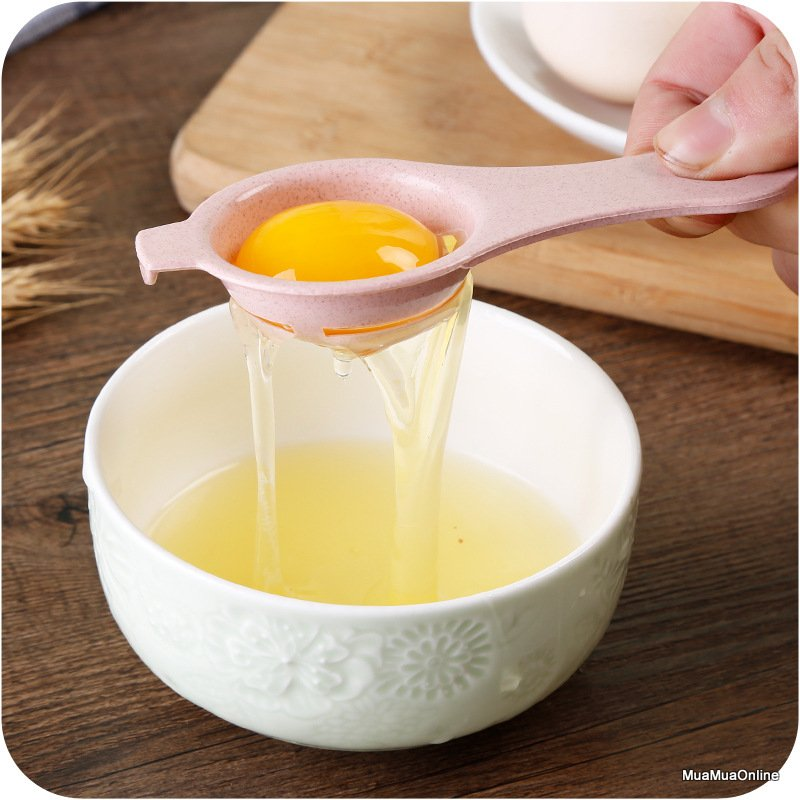Dụng Cụ Tách Lòng Đỏ Trứng Gà Lúa Mạch