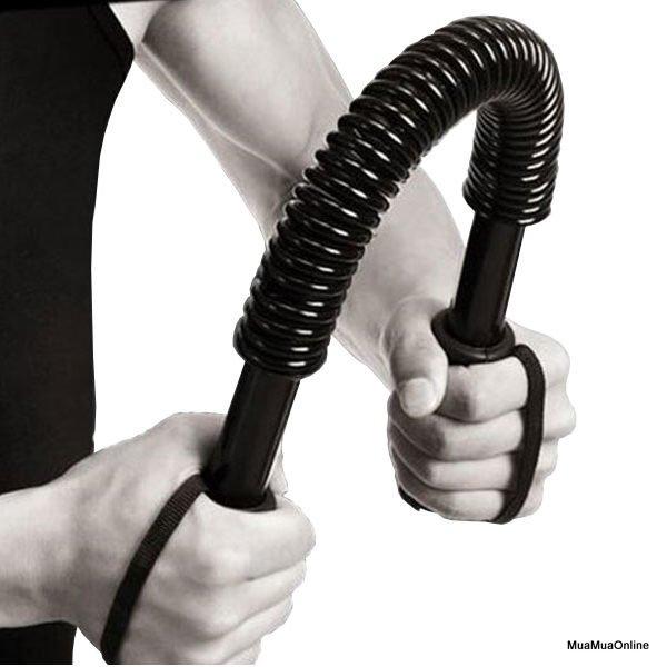 Dụng Cụ Tập Cơ Tay Power Twister Tại Nhà Lực Bẻ 50kg