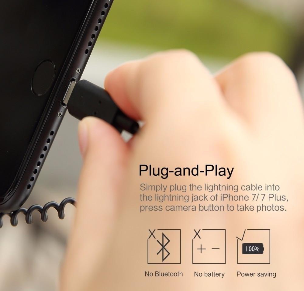 Gậy Chụp Hình Cổng Lightning Dùng Cho IPhone