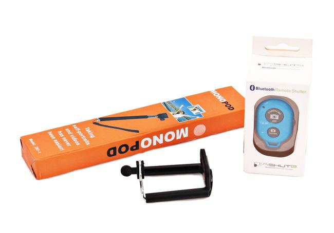 Gậy Tự Sướng Z07-1 + Remote Bluetooth