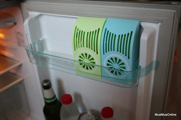 Hộp Khử Mùi Tủ Lạnh / Ô Tô Than Hoạt Tính