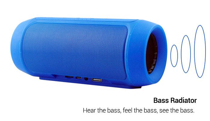 Loa Nghe Nhạc Charge 2 Bass Mạnh Cực Hay