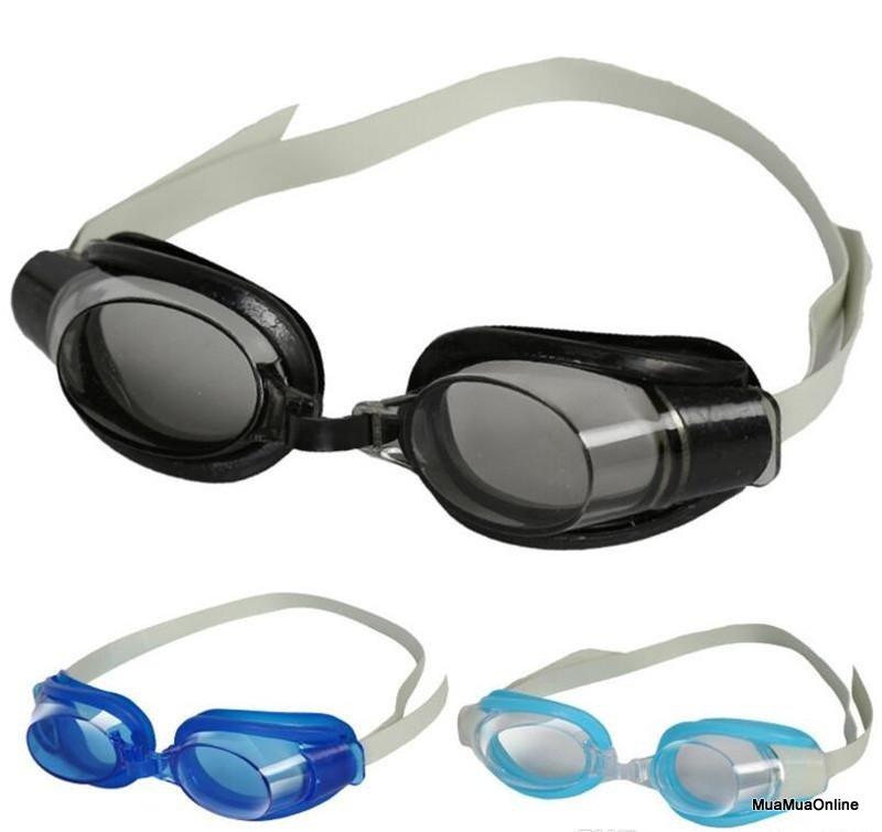 Kính Bơi AquaTic Super Goggles Cao Cấp Tặng Kèm Nút Bị Mũi Và Tai