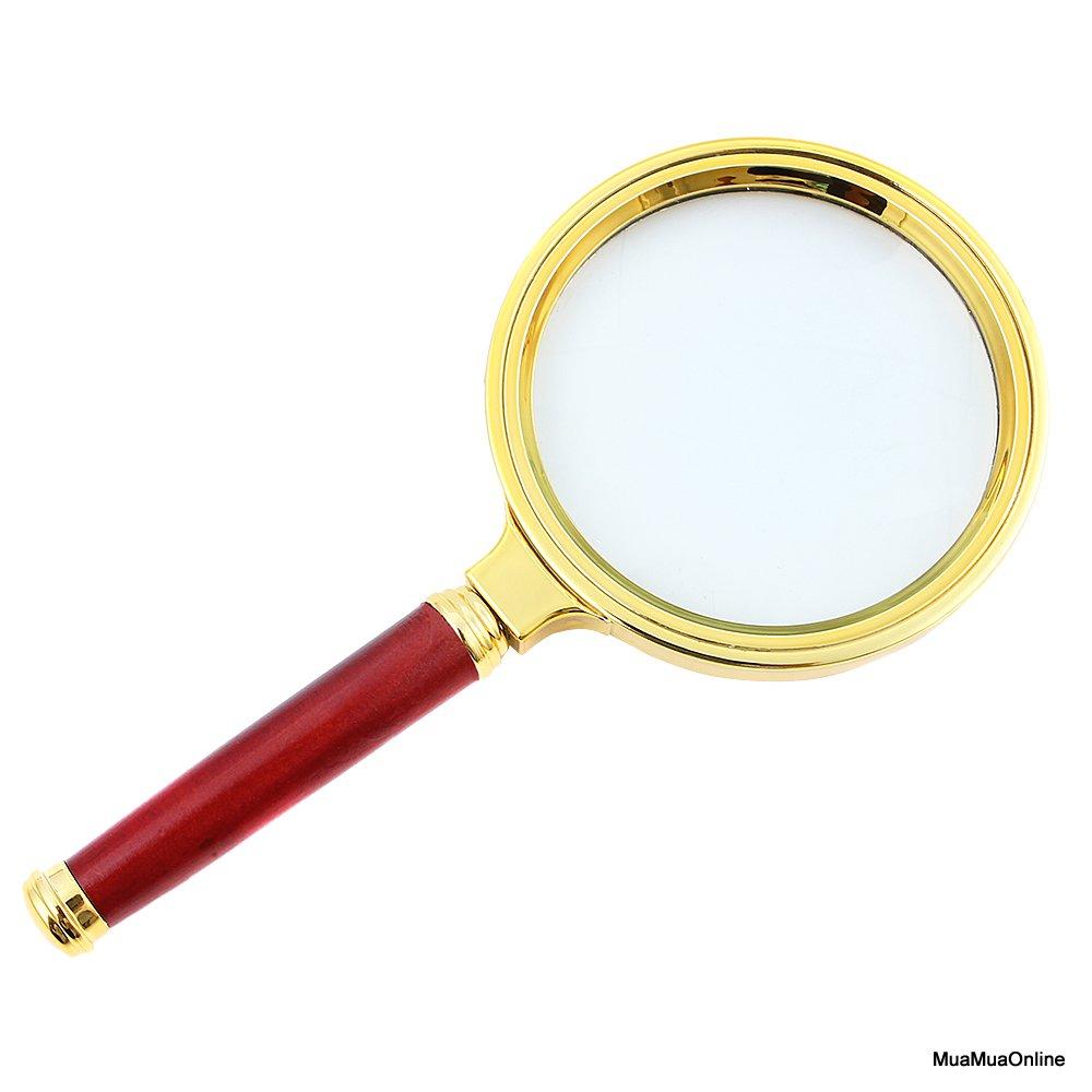 Kính Lúp 3D Magnifier 80mm Tiện Dụng