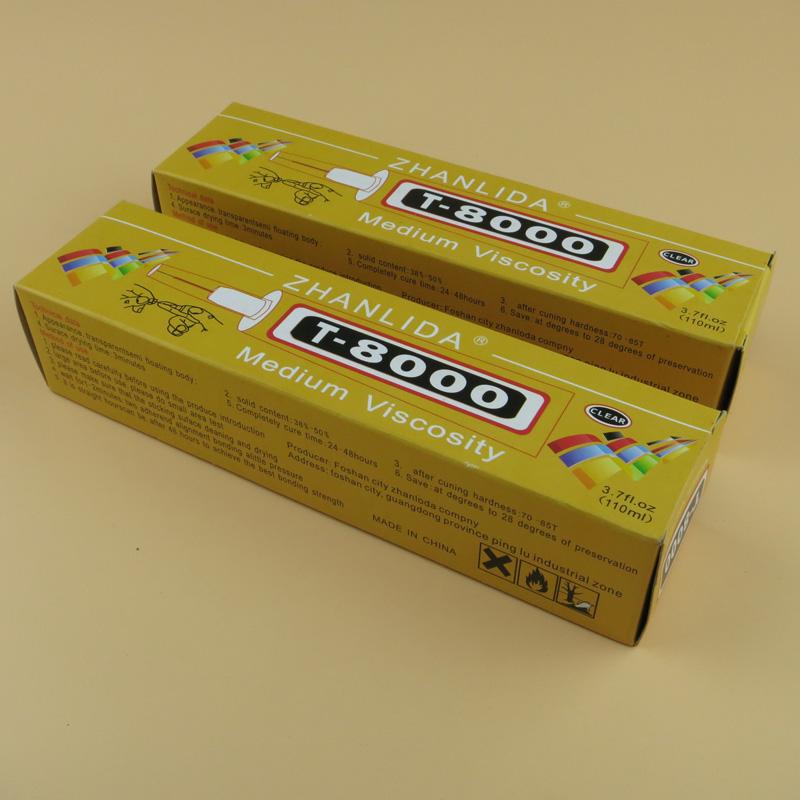 Keo Dán Đa Năng T-8000 110ml