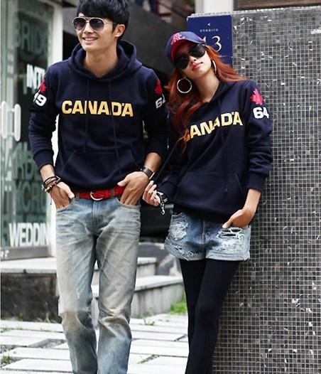 Áo Khoác Cặp Canada-Kc011
