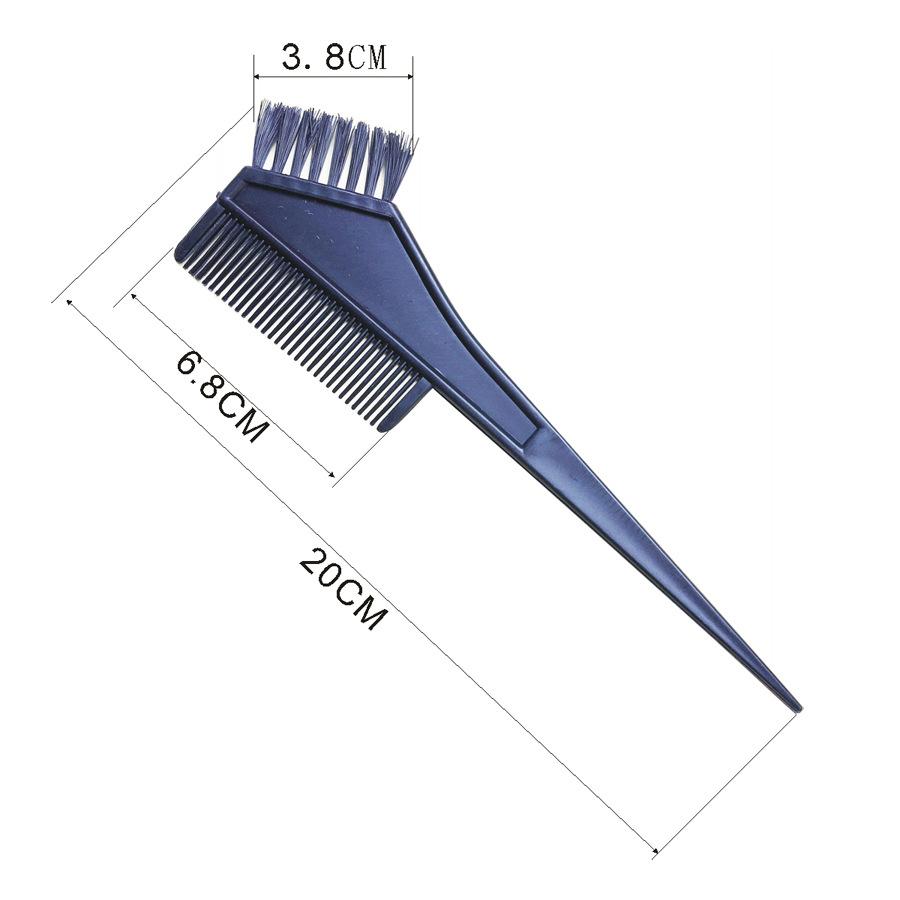 Lược Chải Nhuộm Tóc 2 Đầu Dài 19cm
