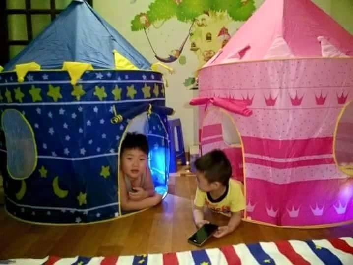 Lều Bóng Cho Bé