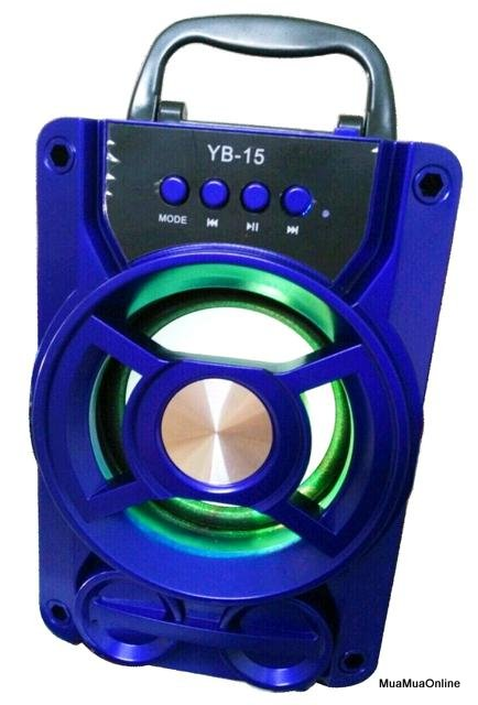 Loa Bluetooth Xách Tay Portable Yb-15