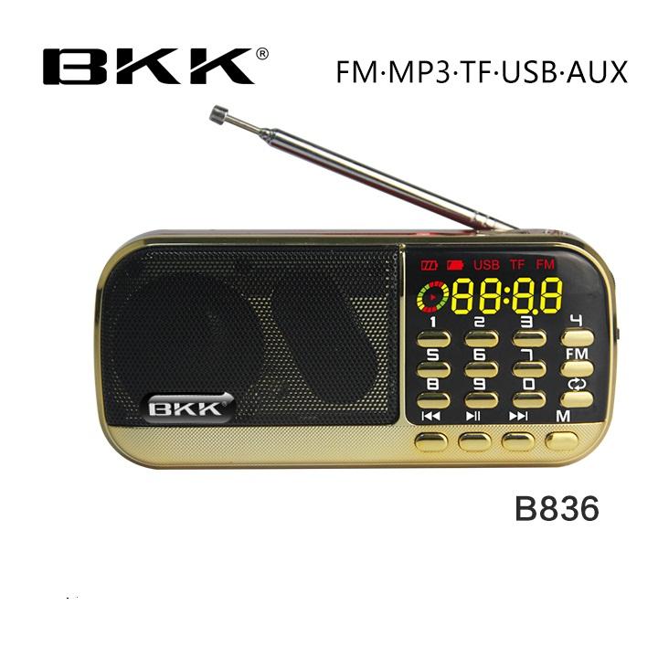 Loa Cắm Thẻ, Usb Craven BKK-836