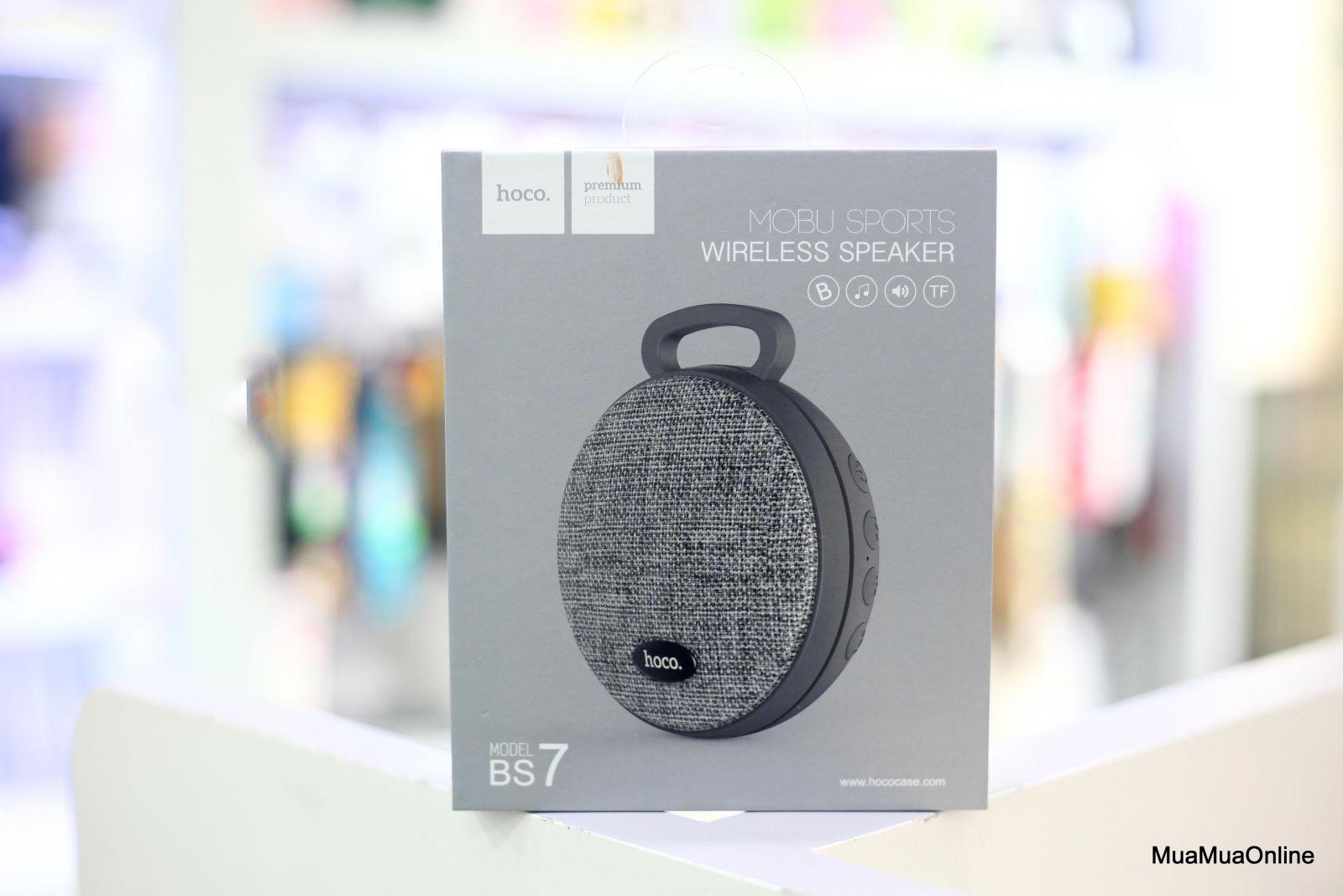 Loa Bluetooth Hoco Bs7