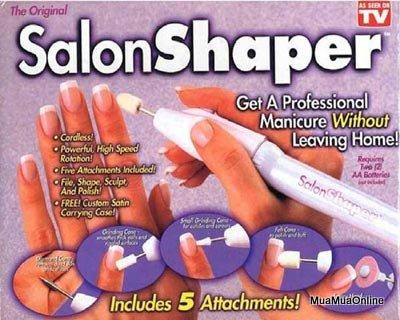 Máy Làm Móng Tay Salon Shaper 5 Trong 1