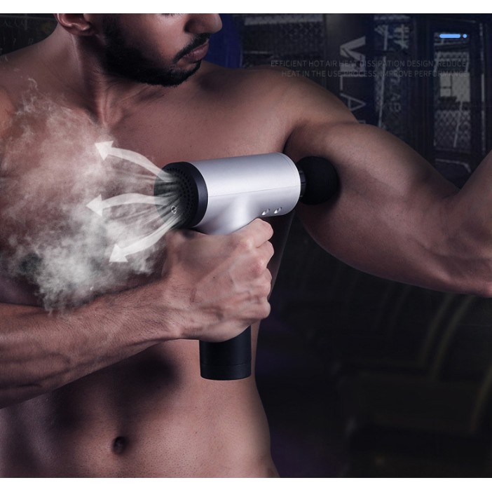 Máy Massage Cơ Tay 23x22.2x6.5cm
