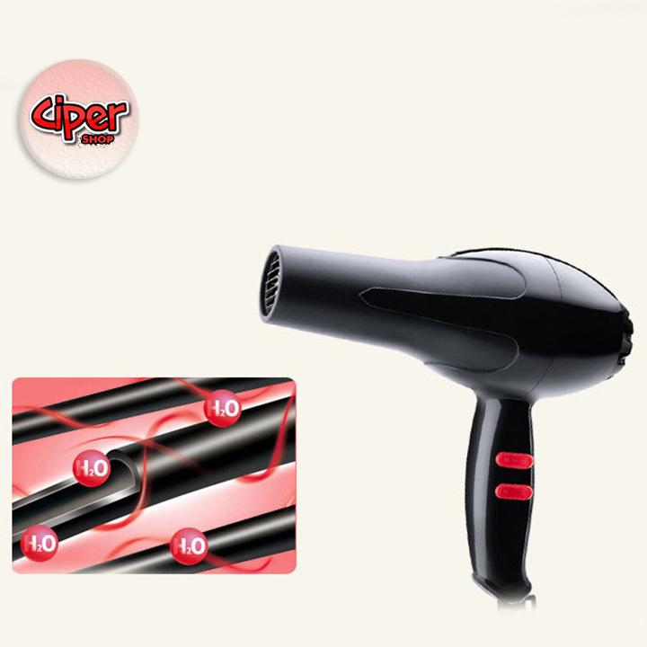 Máy Sấy Tóc Hair Dryer 3803 Tiện Lợi