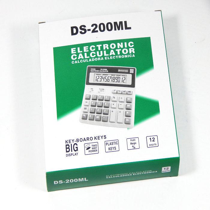 Máy Tính DS-200ml
