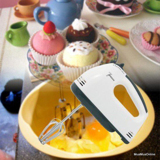 Máy Đánh Trứng Cầm Tay 7 Cấp Độ Cao Cấp