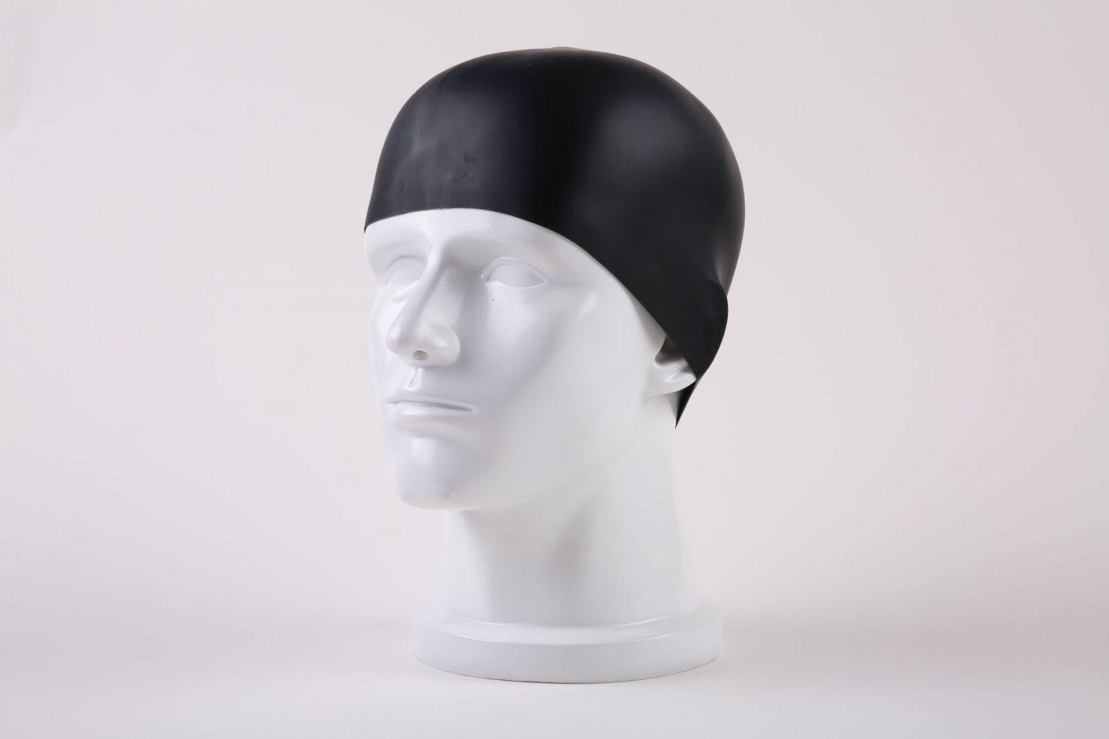Mũ Bơi Silicon Chống Nước Thời Trang