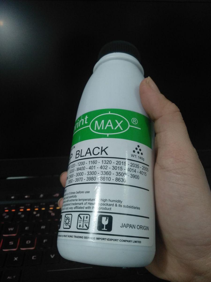Hộp Mực Nạp MÁy In Print Max Cho MÁy Canon, HP Hàng Cao Cấp