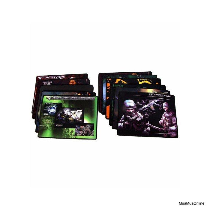 Miếng Lót Chuột X88 290*250*3mm Hình Game May Viền