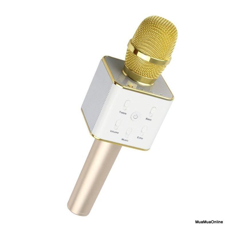 Micro Karaoke Bluetooth Q7 Cao Cấp