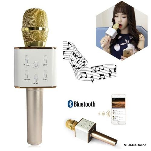 Micro Karaoke Bluetooth Tuxun Q7 Cao Cấp