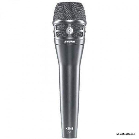 Micro Karaoke Có Dây Shure KSM8 Cao Cấp