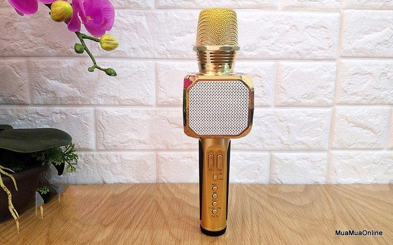 Micro Karaoke Không Dây SD 10 Cao Cấp